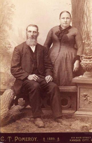 John & Sarah Hardin