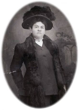 Marie (Tisserand) Jacobs