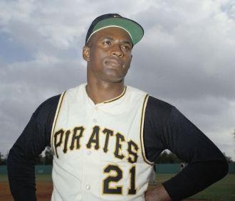 Roberto Clemente, Baseball