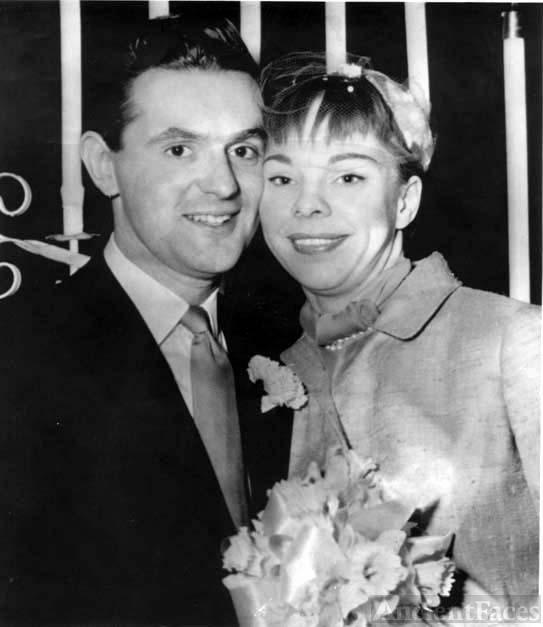 Larry Blyden and Carol Haney