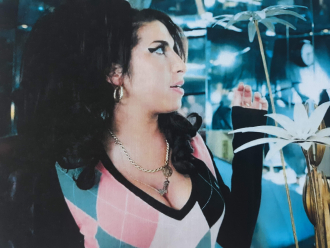 Amy Winehouse at Abbey Road Studios