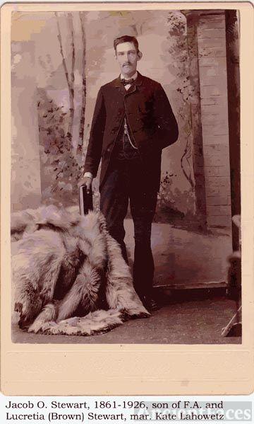 Jacob O. Stewart