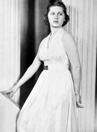 Mary Jane Love, Athens Ohio, 1939