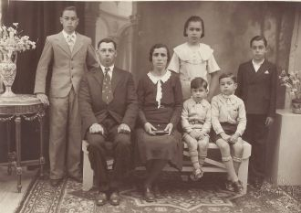 Family Ramon - Buscarons (1936)