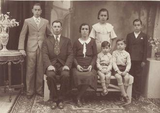 Family Ramon - Buscarons (1936)
