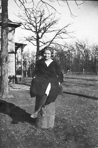 Thelma Grace Lyman Mohr