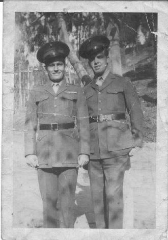 Corp.Harold L. Cobb & Friend