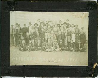 Mulberry school  Oklahoma