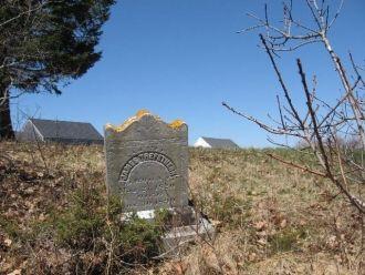 Capt. James Henry Trefethen Grave Site
