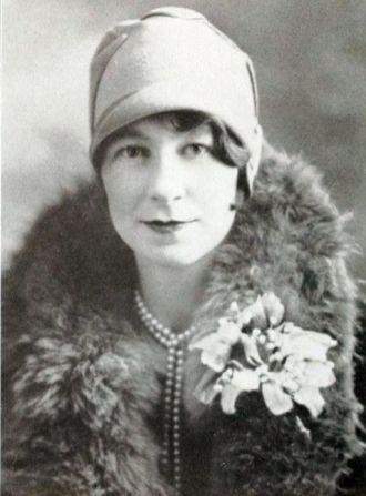 Helen Brown, South Carolina, 1928