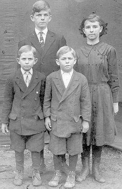 Sargent Higginbotham's Children, Louisiana