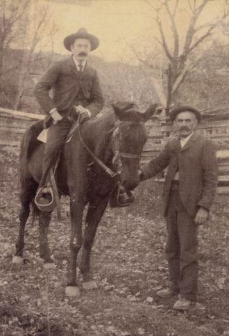 Samuel Hartzell & James DeArment