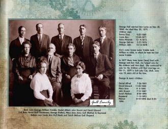 George Gull Family