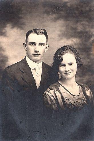 Nelson & Cecelia C. (Smith) Ulmer,1921