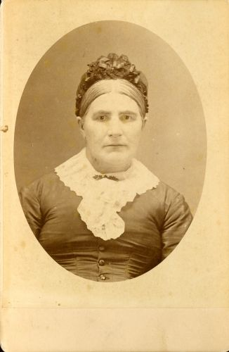 Unknown woman, Canada