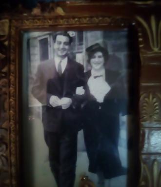 John and Rose Panto