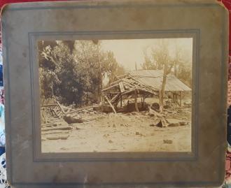 Thrasher Mill Explosion 1913
