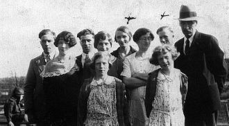 Can you identify this Allen Family?