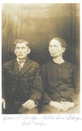 JeromeVaughan& Allie Sue Frazier Vaughan