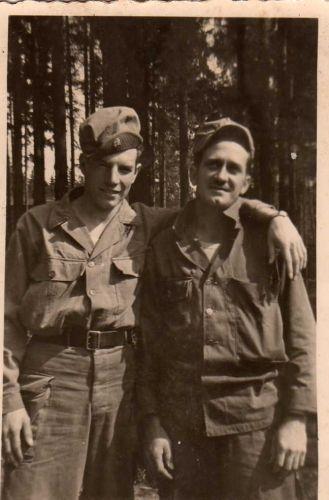Jacbas and Hawk WW II