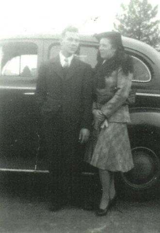 Sidney & Lela (Cain) Williams, Kentucky