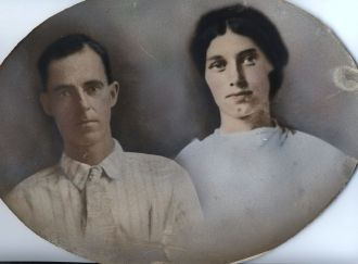 William Henry & Emma Cleo (Morrow) Kerbo