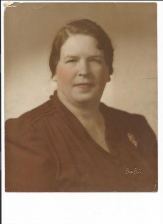 Mildred H.L. Hillman Tussey