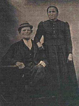 My Great-Great-Grandparents
