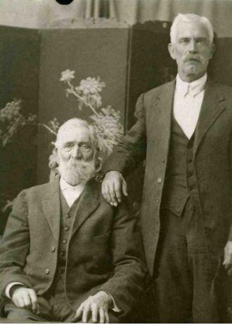Robert Gill and John Henry Gill