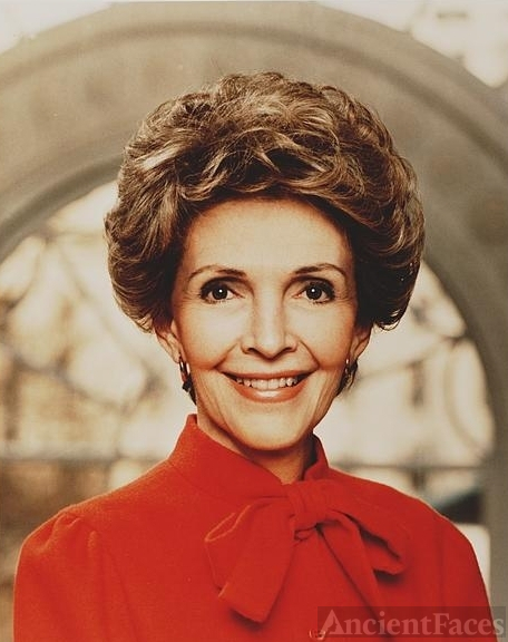 Mrs. Ronald Reagan