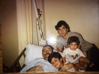 Arturo Diaz Pagan family