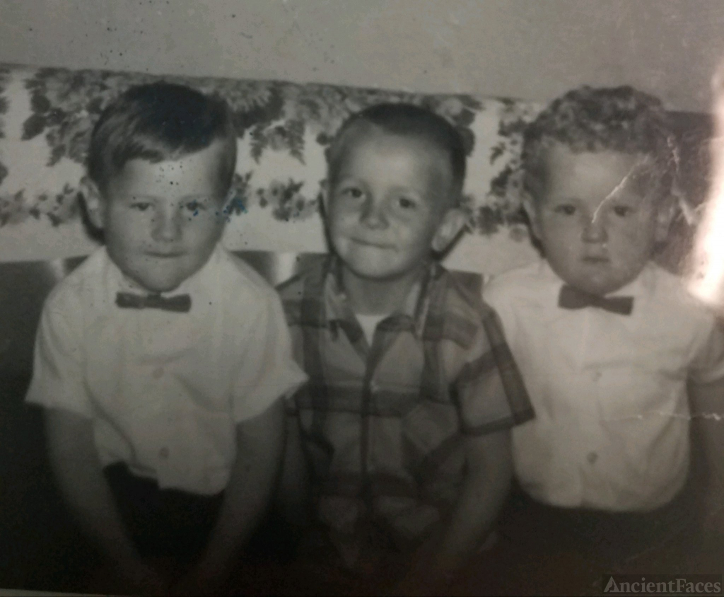 This is Ricky, Johnny, and Larry Gannon