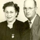 Muriel Akley and Clarence Andrew Smith