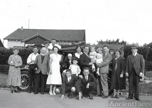 Pugh family