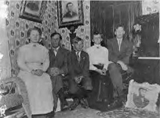 Family of Sam Byrd
