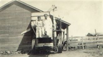 Cephas C. Montgomery and Thelma Doris Guthrie