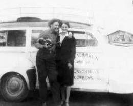 John and Emma Wills