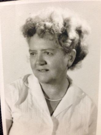 Lillian Elizabeth Ehmann