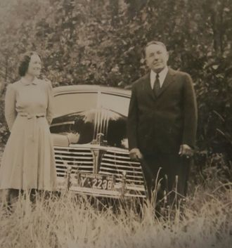 Unknown couple, Kentucky