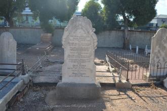 Julia (Giffhorn) Niehus Gravesite