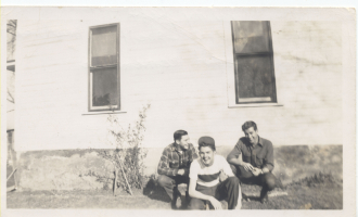 James Coffman, Irvin Isabell, unknown friend