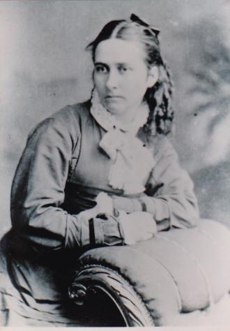My Grandmother Lucy Williams Beveridge