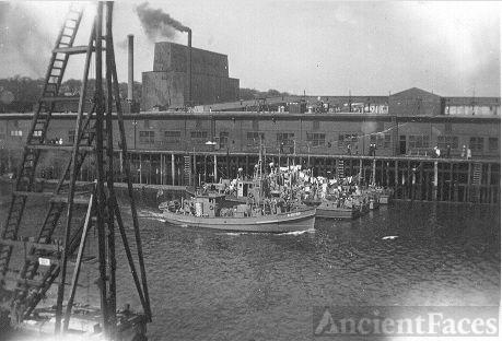 Navy Supply Pier
