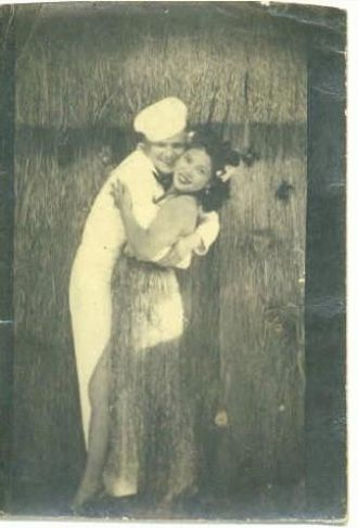 Sailor and Hawaii  Girl