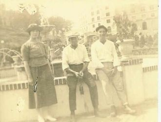 Evelyn Miller, Roy E. Neal, & Clyde Tyree