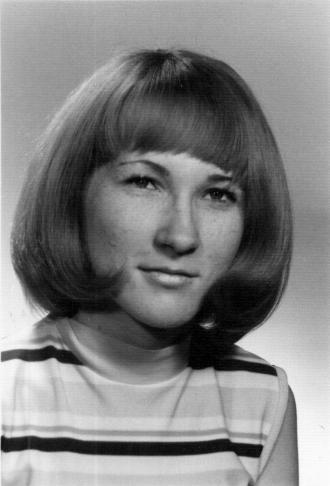 Betty Jean (Ross) Irvine