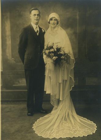 John and Matilda Firth