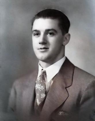 Henry Obert Beebe 1916-2015
