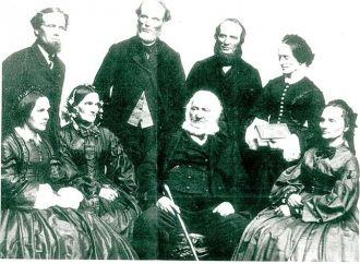 Caleb Mallory and Family