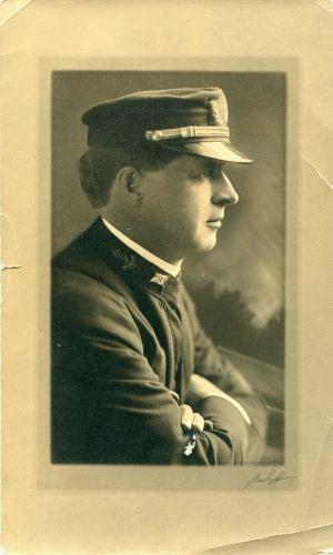Fred Copeland, 1920